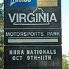NHRA at VMP Oct. 2009 : 