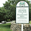 SHAKER VILLAGE OF PLEASANT HILL : 