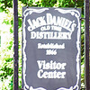 JACK DANIEL'S DISTILLERY, TENNESSEE HILLS. : 